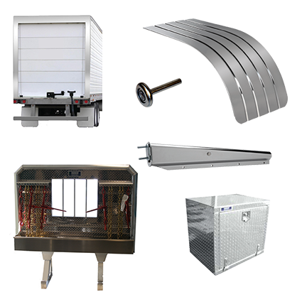 Truck and Trailer Accessories - Parts For Trucks