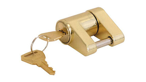 Coupler Latch Lock