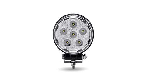 Round Work light