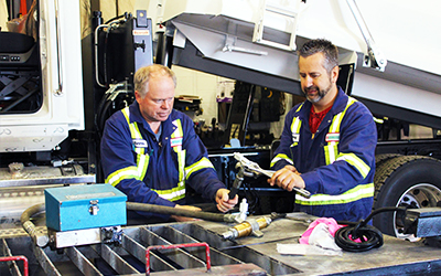 Truck & Transport Technician