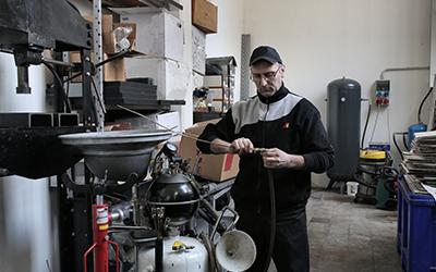 Trailer Shop Service Manager